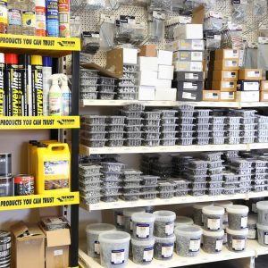 Cain Brothers Shop Fixings DIY Supply East Midlands