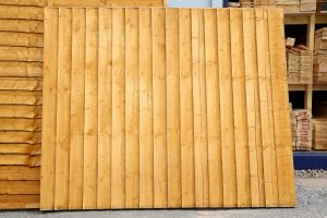 Cain Brothers Feather Edge Fence Panel Supply Derbyshire East Midlands