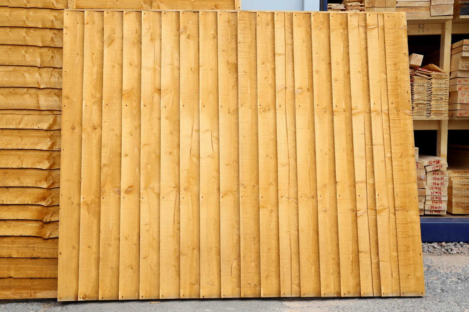 feather edge fence panel cain brothers timber merchants. Black Bedroom Furniture Sets. Home Design Ideas