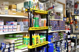 Cain Brothers Shop Sealants Adhesives Derbyshire East Midlands Timber Merchants