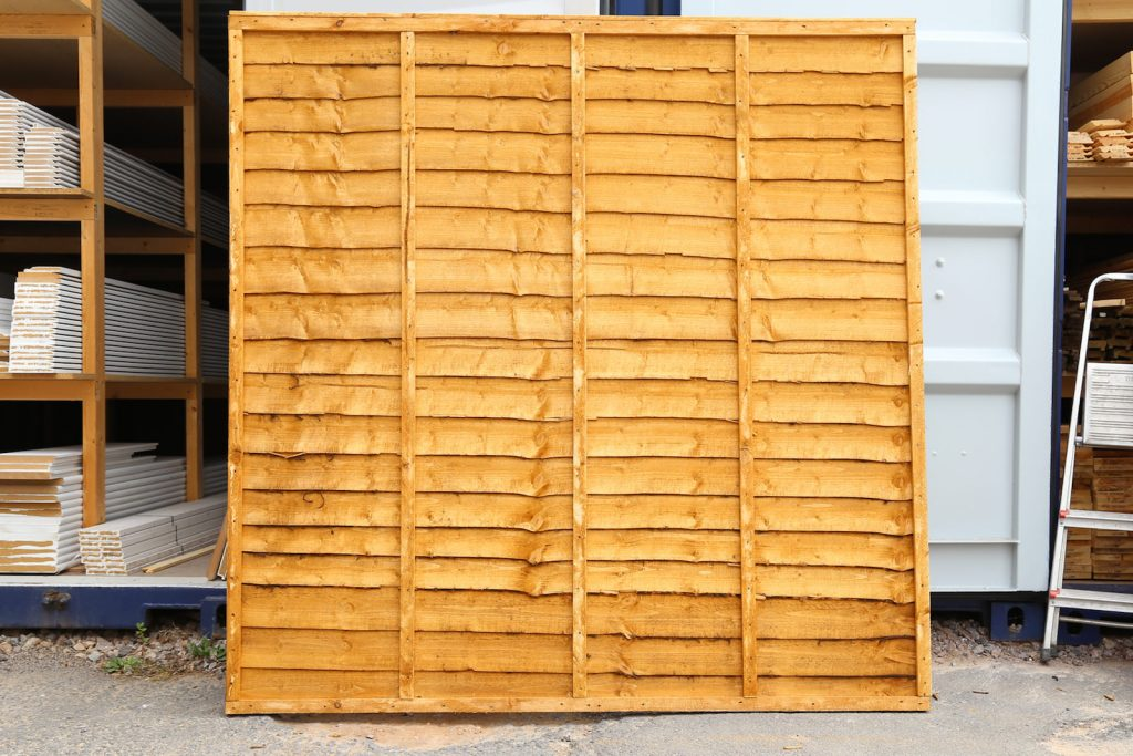 Cain Brothers Waney Edge Fence Panel East Midlands