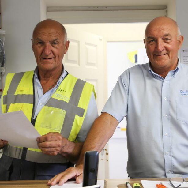 Cain Brothers Timber Merchants Owners
